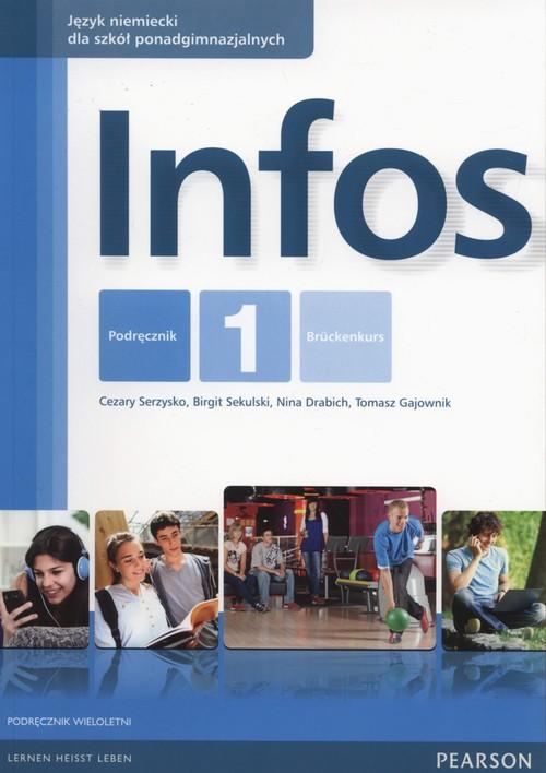 Infos 1 Podręcznik wieloletni + CD
