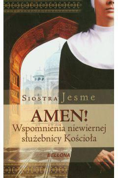 Amen wspomnienia niewiernej służebnicy kościoła