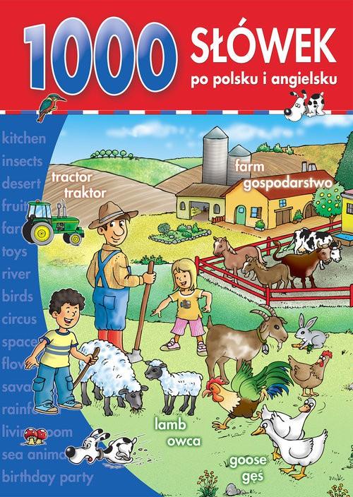 1000 słówek po polsku i po angielsku