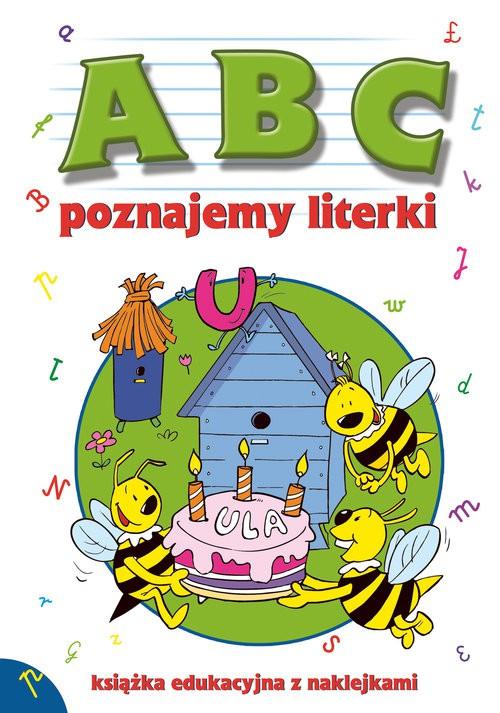 A B C - poznajemy literki