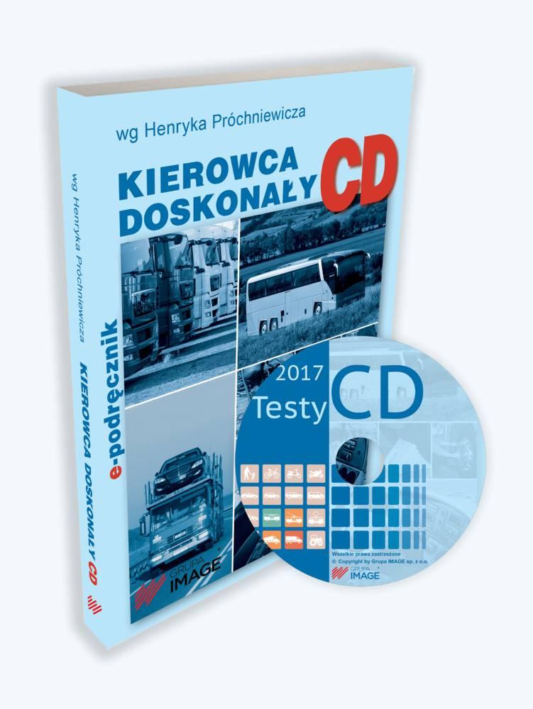 Kierowca doskonały CD