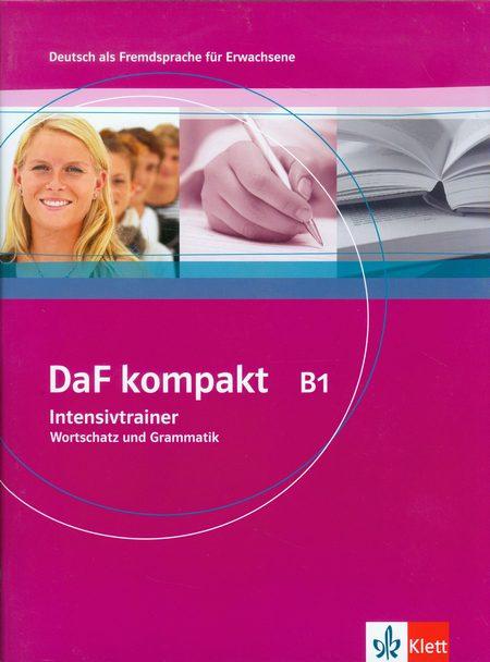 DaF kompakt B1 Intensivtrainer