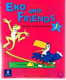 Eko And Friends 1 SB+WB LONGMAN
