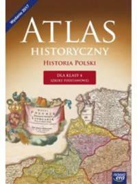 Atlas Historyczny. Wczoraj i dzis. Klasa 4, Szkoła podst. Historia