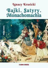 Bajki Satyry Monachomachia