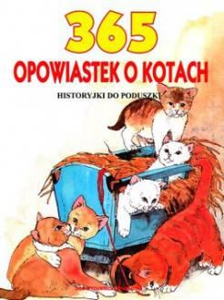 365 opowiastek o kotach