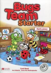 Bugs Team. Starter Karty pracy
