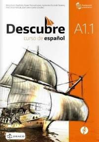 Descubre A1.1 Język hiszpański. Podręcznik