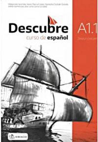 Descubre A1.1 Język hiszpański. Zeszyt ćwiczeń