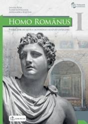 Homo Romanus. Podręcznik do języka łacińskiego i kultury antycznej I
