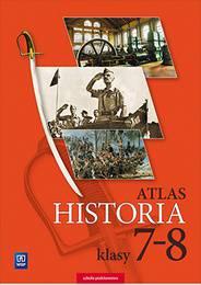 Atlas historia Kl.7-8