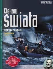 Ciekawi świata Język polski Podręcznik Część 3 Zakres podstawowy i rozszerzony
