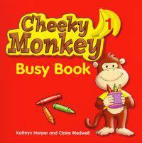 Cheeky Monkey Angielski. Część 1 ćwiczenia. Przedszkole
