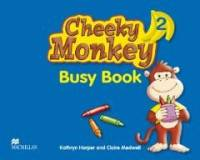 Cheeky monkey 2. Busy Book. Ćwiczenia