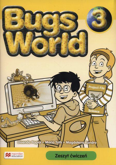 Bugs World 3 Zeszyt ćwiczeń