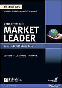 Market leader upper intermediate-busines english course book