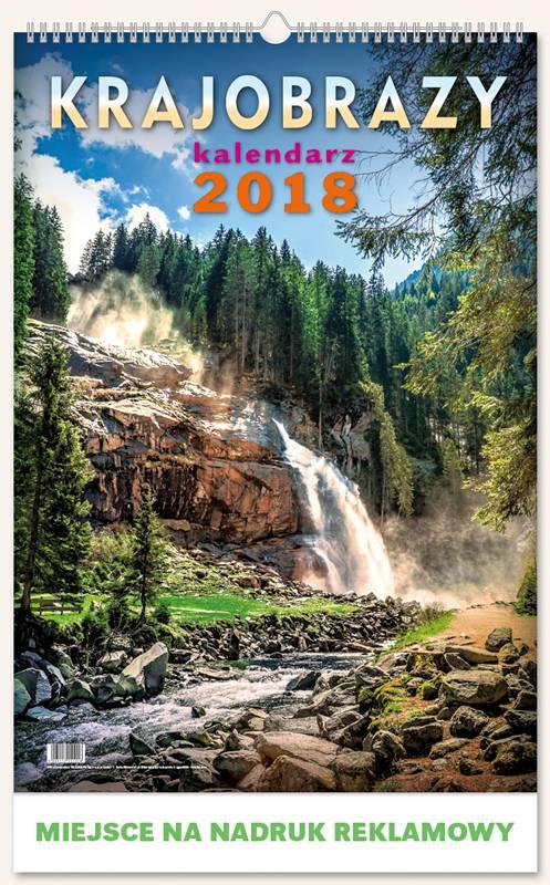 Kal.13-planszowy b-3 2018 krajobrazy