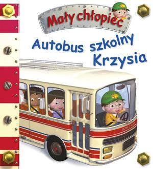 Autobus szkolny Krzysia