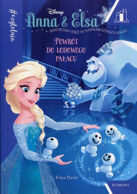 Anna i Elsa Powrót do Lodowego Pałacu