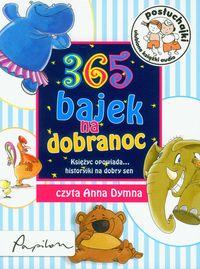 365 bajek na dobranoc (audiobook CD)