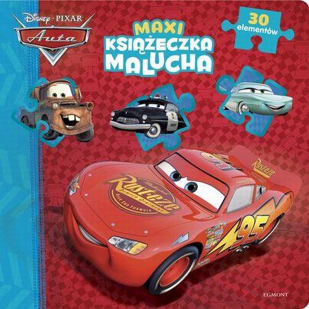 Auta Maxi książeczka malucha