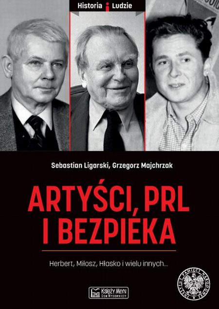 Artyści PRL i bezpieka