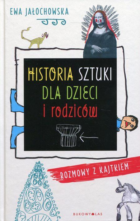 Historia sztuki dla dzieci i rodziców