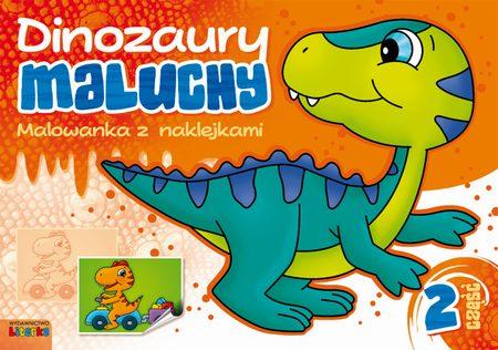 Dinozaury maluchy Część 2