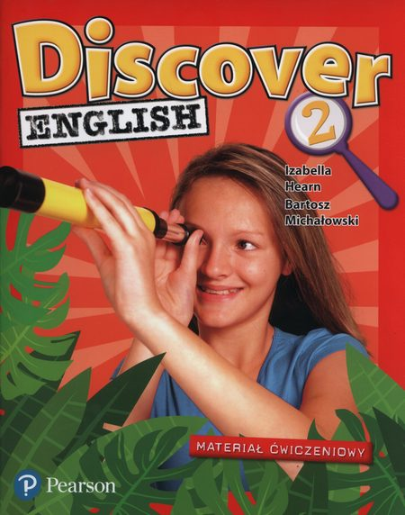 Discover English 2 Materiał ćwiczeniowy