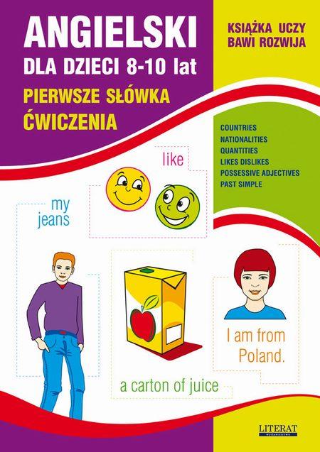 Angielski dla dzieci 14 8-10 lat