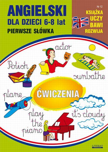 Angielski dla dzieci 6-8 lat Zeszyt 12
