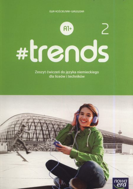 #trends 2 Zeszyt ćwiczeń