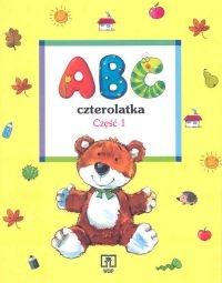 ABC czterolatka Część 1