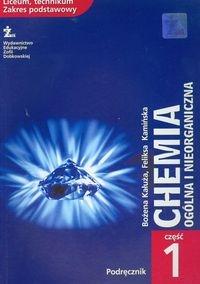 Chemia Ogólna i nieorganiczna Podręcznik Część 1