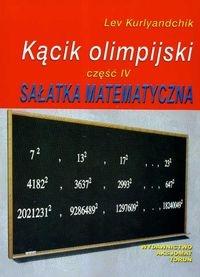 Kącik olimpijski Część 4 Sałatka matematyczna