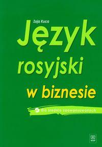 Język rosyjski w biznesie+ cd gratis