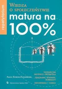 Matura na 100% Wiedza o społeczeństwie Repetytorium