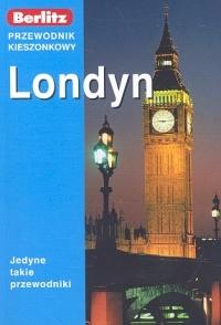 Berlitz Przewodnik kieszonkowy Londyn