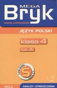 Mega bryk 4 cz.A. Język polski