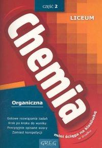 Chemia 2 Organiczna + ściąga