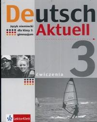 Deutsch Aktuell 3 - ćwiczenia
