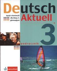Deutsch Aktuell 3 Podręcznik