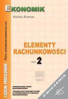 Elementy rachunkowości cz.2