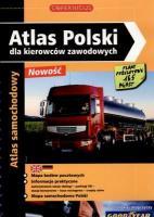 Atlas polski dla kierowców zawodowych