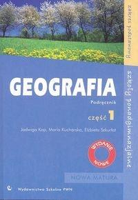 Geografia 1 Podręcznik