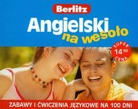 Berlitz Angielski na wesoło Zabawy i ćwiczenia językowe na 100 dni
