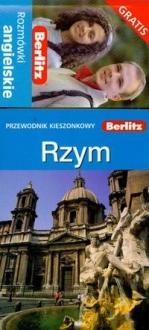 Berlitz Przewodnik kieszonkowy Rzym + rozmówki angielskie GRATIS