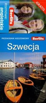 Berlitz Przewodnik kieszonkowy Szwecja + rozmówki angielskie GRATIS
