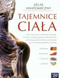 Atlas anatomiczny Tajemnice ciała