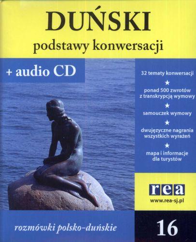 Duński. Podstawy konwersacji + CD